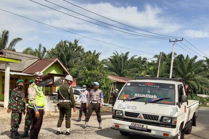 Polisi perketat penjagaan perbatasan Bengkulu-Sumbar