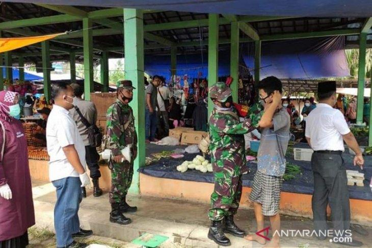 Kabupaten Batanghari membentuk Posko PPKM di desa dan kelurahan