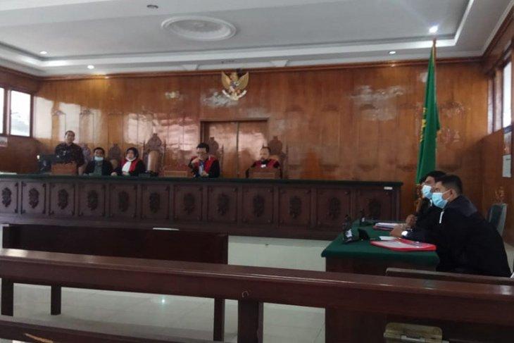 Mantan pejabat Aceh Singkil dituntut 21 bulan penjara terkait kasus korupsi