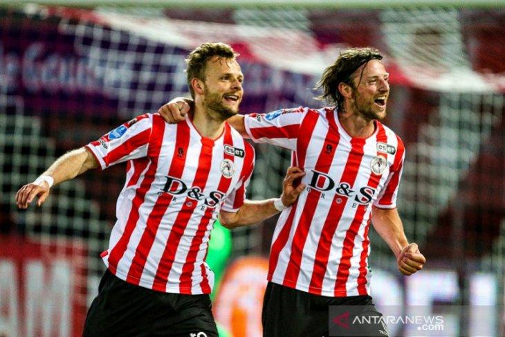 Liga Belanda, Sparta Rotterdam kikis asa Vitesse dekati zona Liga Champions