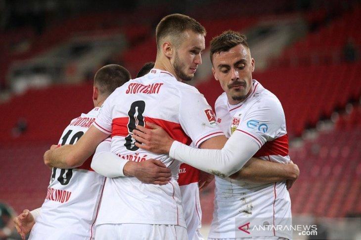 Liga Jerman, Stuttgart kembali ke jalur kemenangan saat tundukkan Augsburg
