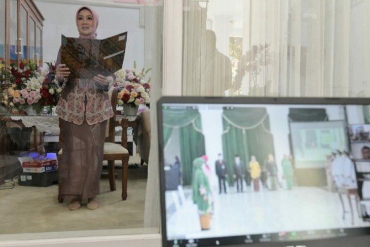Bu Atalia Ridwan Kamil sembuh dari COVID-19