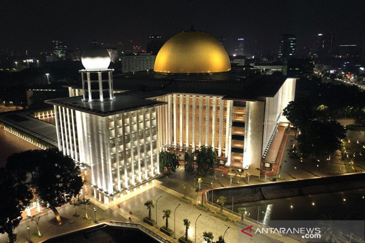 Masjid Istiqlal tidak selenggarakan Shalat Idul Fitri 1442 H