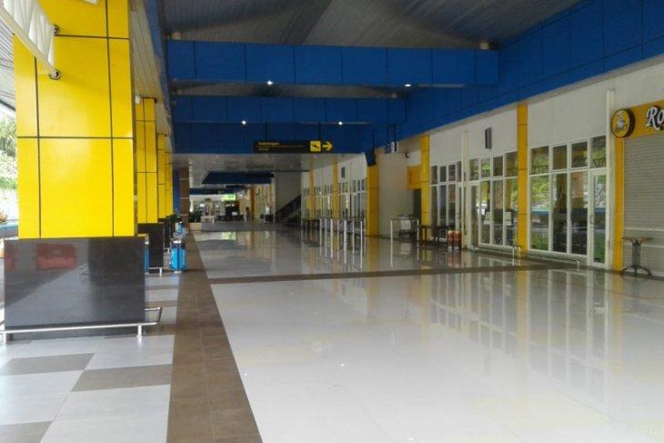 Garuda yang hanya layani penerbangan di Bandara Sultan Baabullah Ternate