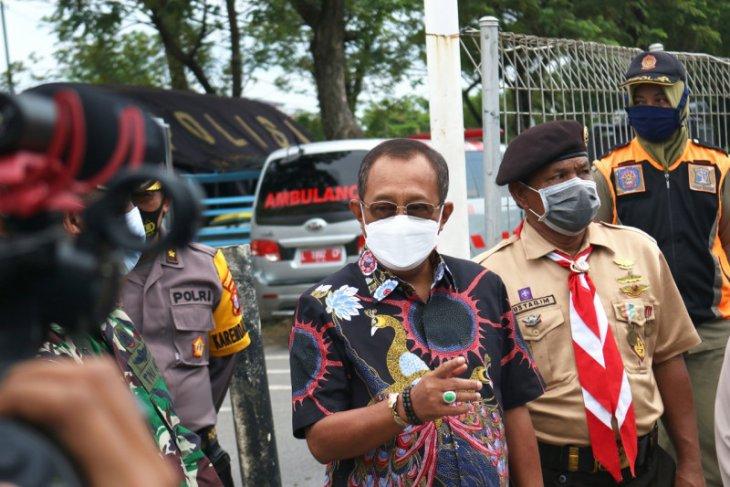 Wawali Armuji: Penyekatan larangan mudik di Surabaya untuk kebaikan bersama