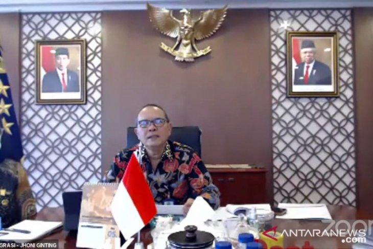 Kemenkumham sebut WNA China yang tiba Indonesia penuhi aturan imigrasi