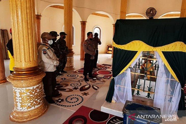 Satgas COVID-19 Tapin siapkan tempat untuk peziarah  Syekh Salman Al-Farisi