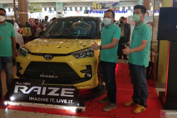 Masyarakat Kalsel sudah pesan 50 unit All New Toyota Raize