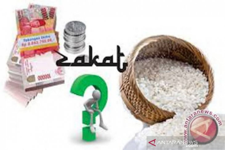 Kemenag Banjarmasin tetapkan Rp45 ribu harga tertinggi beras zakat fitrah