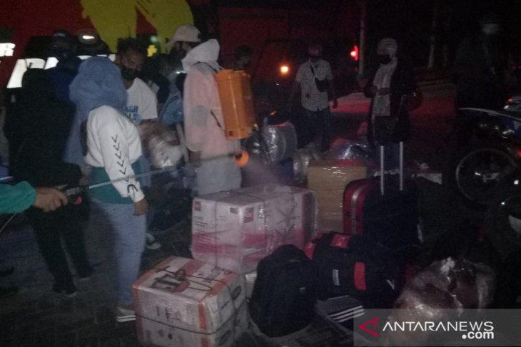 Pemkab Pamekasan jemput 69 pekerja migran di Surabaya