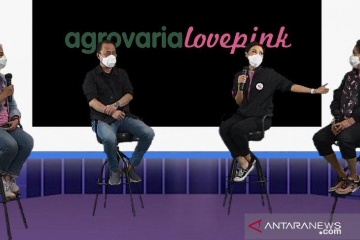 Cegah kanker payudara, Astra Agro gelar Agrovaria Lovepink