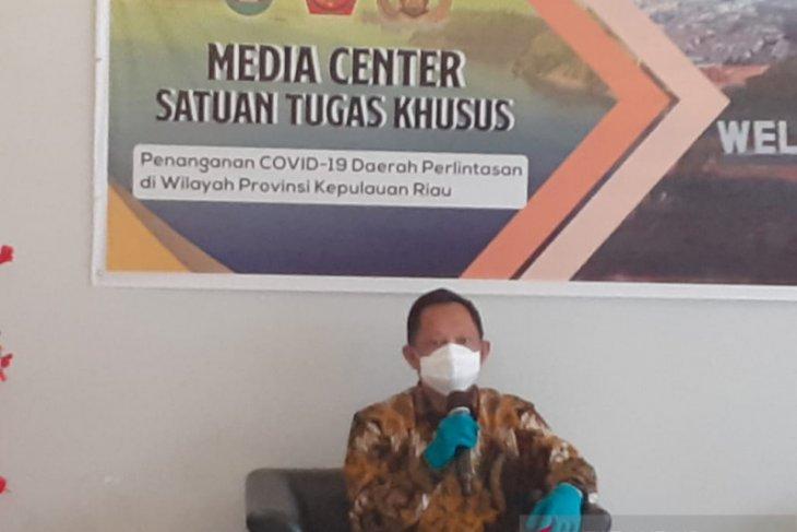 Mendagri: Sumut dan Riau harus siap terima PMI