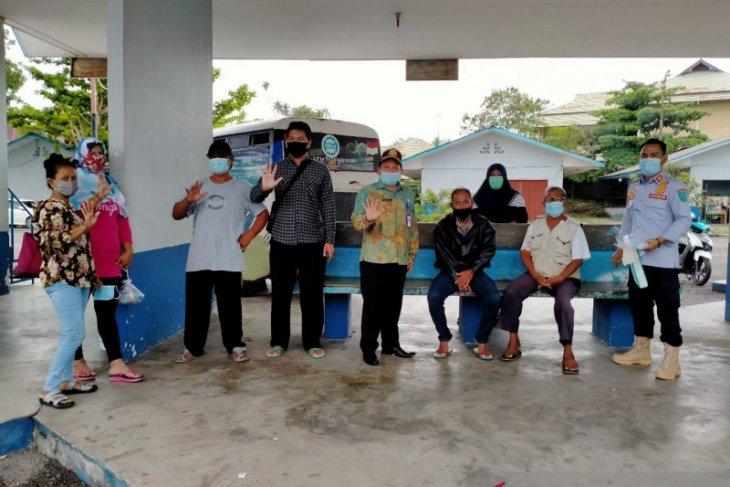Dishub Belitung perketat protokol kesehatan di terminal Tanjung Pandan