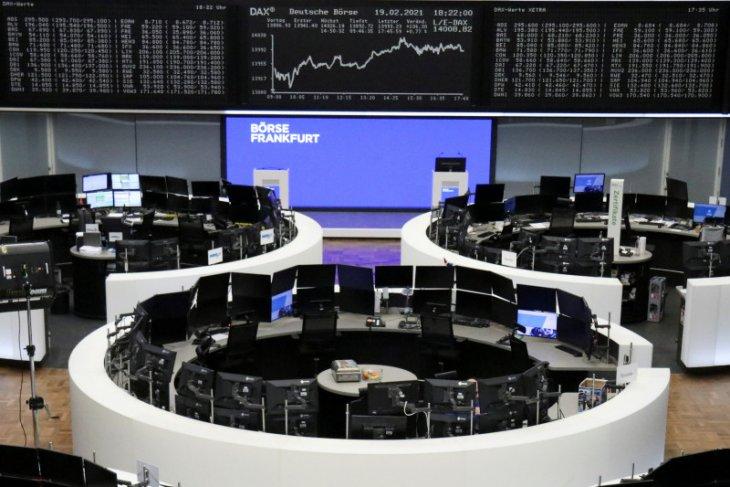 Saham Jerman perpanjang reli, Indeks DAX 30  melonjak 1,34 persen