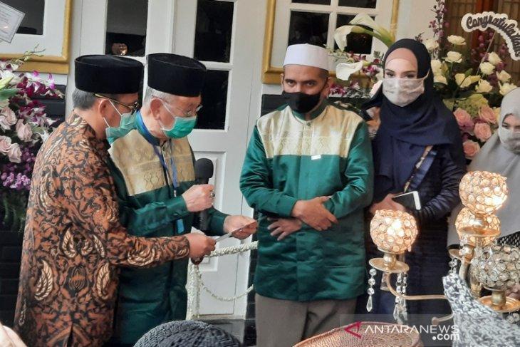 IBH harapkan Fathimah Collection bisa angkat batik Depok mendunia