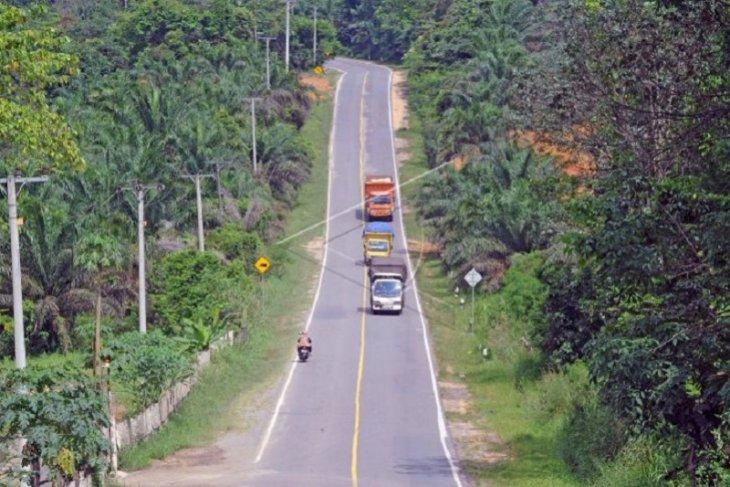 Jalinsum Jambi-Riau sepi