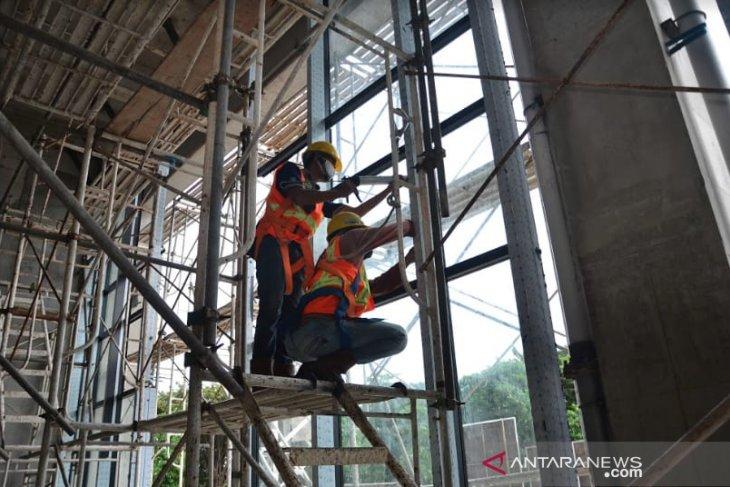 SML target serah terima unit apartemen aerium desember 2022