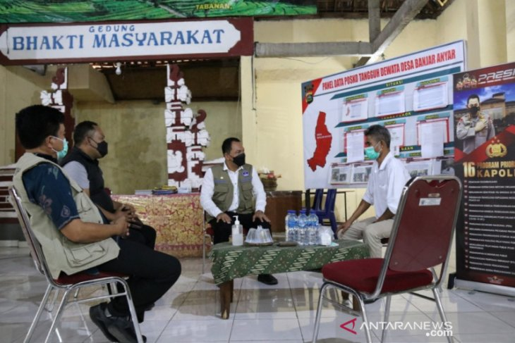 Tim pakar Satgas COVID-19 Nasional kunjungi Tabanan dan Klungkung