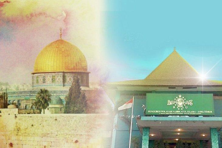 PWNU Jatim serukan sanksi internasional terhadap Israel