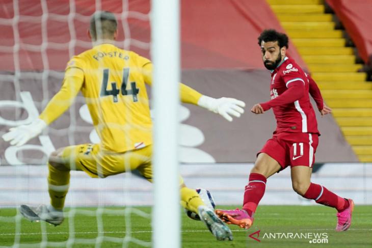 Ada apa ini, Mohamed Salah dicoret dari skuad Olimpiade Mesir