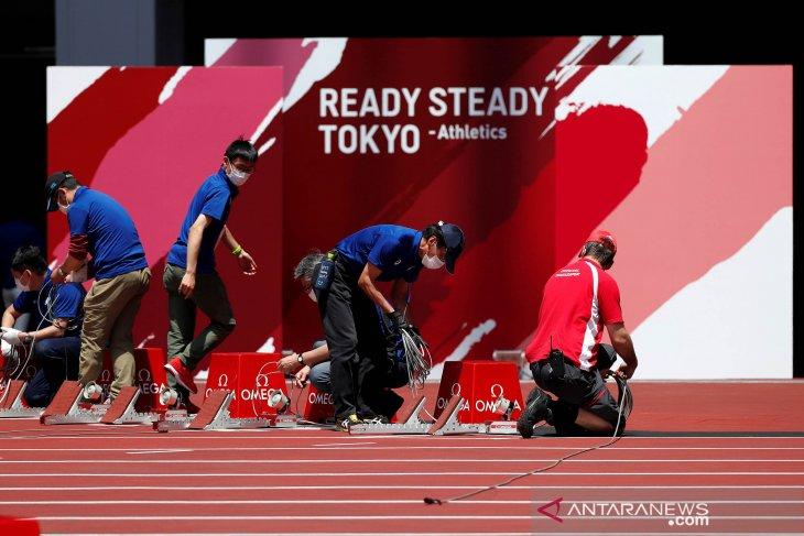 Jepang tawarkan vaksinasi atlet Olimpiade dan Paralimpiade