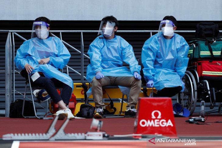 Australia mulai vaksinasi para atlet Olimpiade