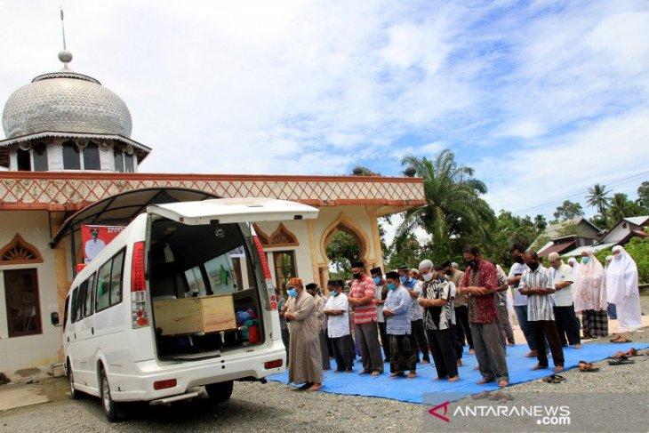 Seorang pasien COVID-19 di Aceh Barat meninggal dunia