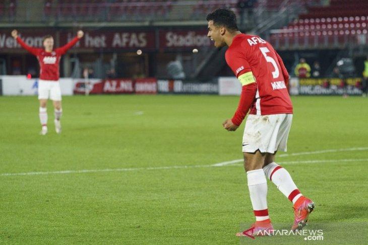 Liga Belanda: AZ Alkmaar tembus zona Liga Champions seusai atasi Fortuna Sittard