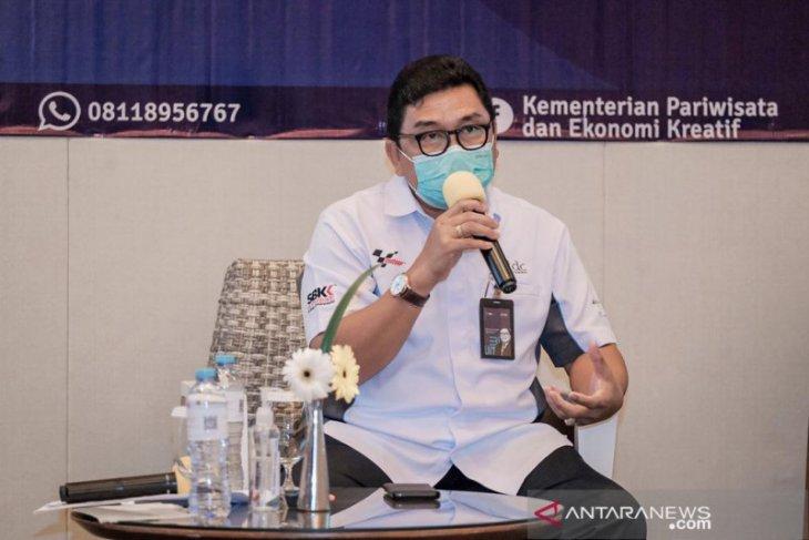 Kemenparekraf fasilitasi audit surveillance terhadap ITDC The Nusa Dua Bali