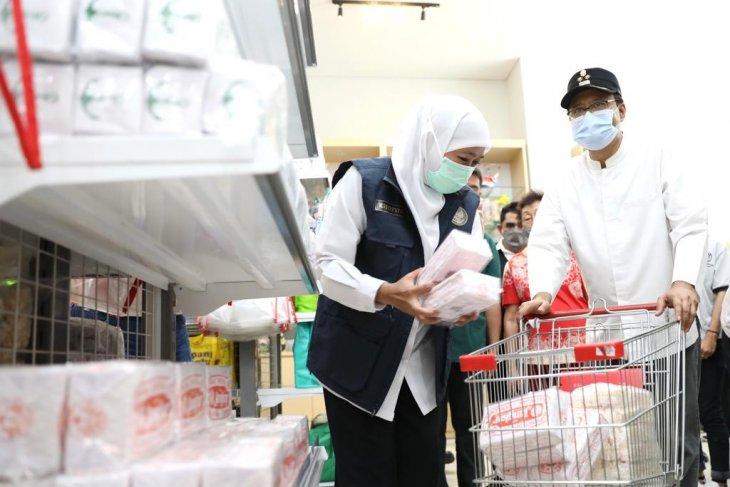 Gus Ipul dampingi Gubernur Khofifah borong bipang Pasuruan