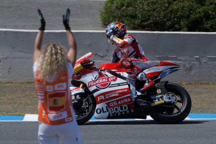 Indonesian Racing berharap dapat konsisten di Grand Prix Prancis
