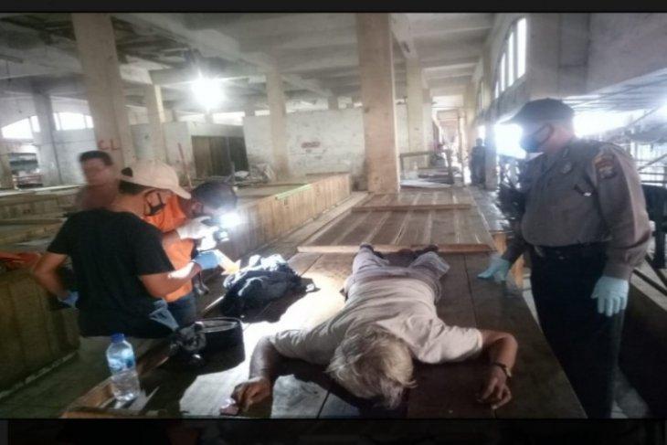 Mayat tanpa identitas ditemukan di Pasar Gambir Tebing Tinggi