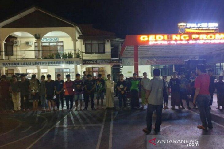 Polisi jaga situasi selama Ramadhan tetap tenang