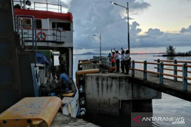 ASDP Pelabuhan Tanjung Ru hanya layani penyeberangan logistik