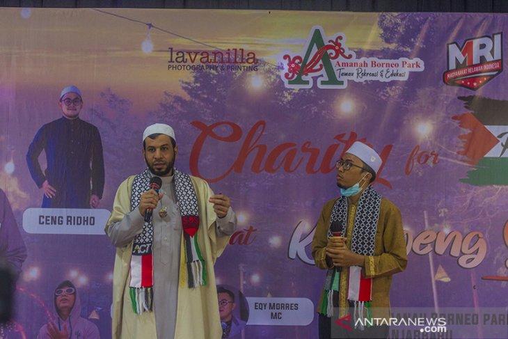 Kampoeng Senja Untuk Charty For Palestine