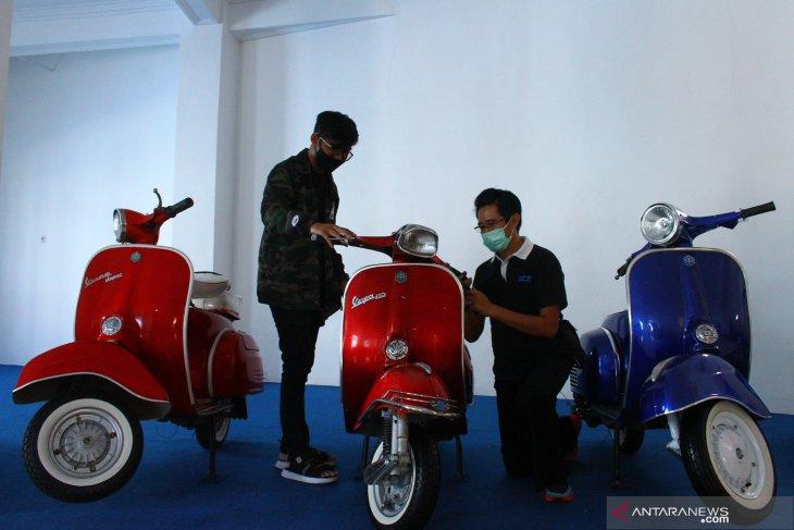Museum Motor Klasik di Malang
