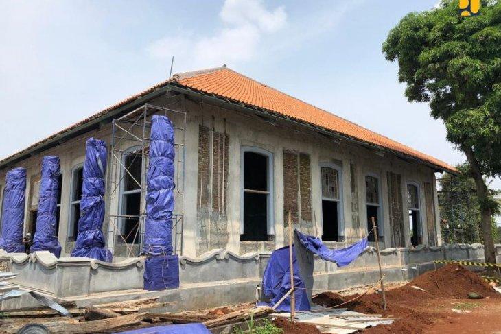 Kementerian PUPR tata bangunan kawasan pusaka Rumah Cimanggis di Kampus UIII