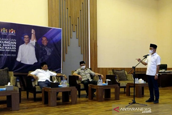 Investment minister upbeat Lebak to become new economic growth zone