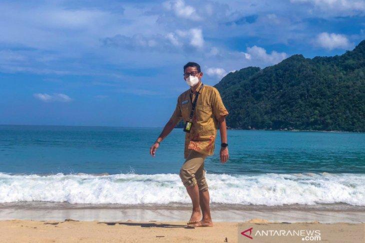 Mendorong kebangkitan pariwisata di ujung barat Indonesia