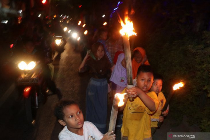 Cegah penularan COVID-19, Takbir keliling di Surabaya ditiadakan