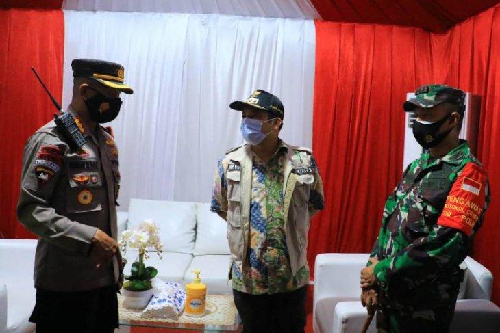 Polres Metro Tangerang putar balik 30 kendaraan yang hendak mudik