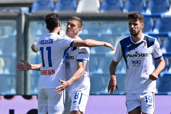 Atalanta loncat ke peringkat 2, Roma punya harapan ke liga Europa