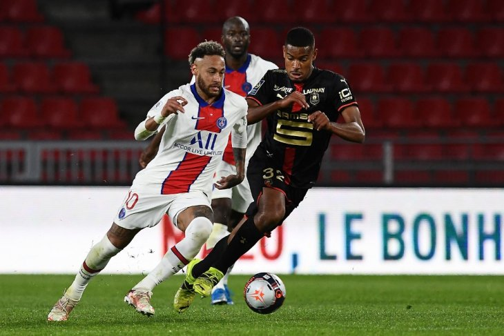 Peluang gelar PSG dirusak akibat ditahan imbang 1-1 lawan Rennes