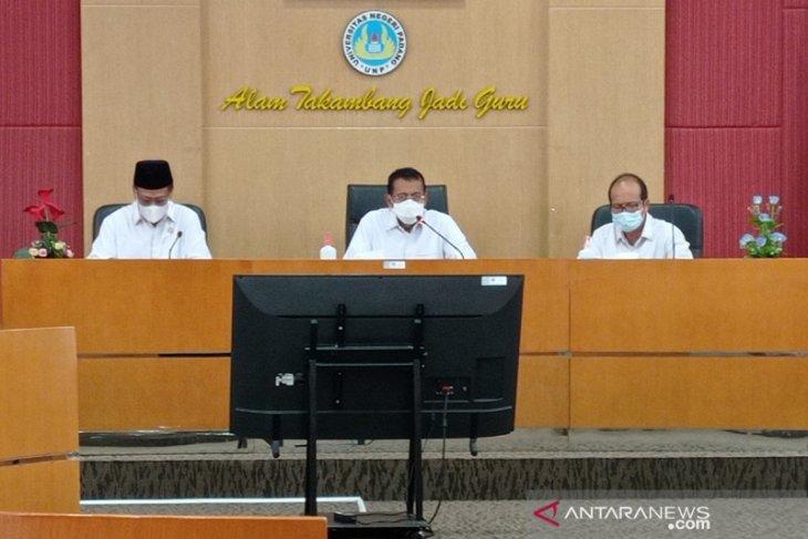Universitas Negeri Padang satu-satunya di Sumatera terima mahasiswa S3 Ilmu Keolahragaan