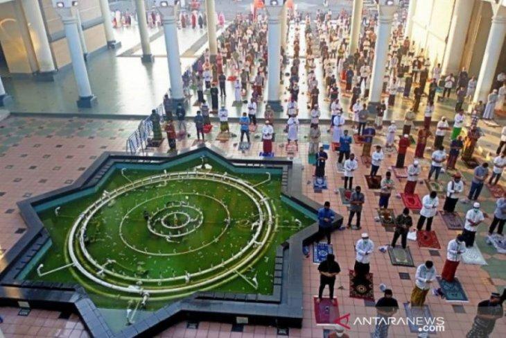 Masjid Al Akbar siap gelar shalat Idul Fitri untuk 6 ribu jamaah