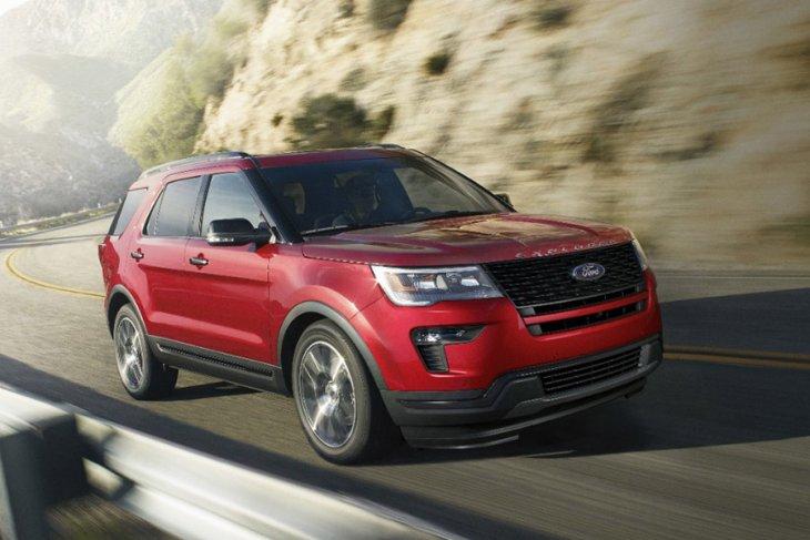 Ford tarik lebih 600.000 Explorer karena bemasalah