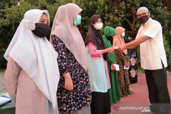 PT KTS santuni yatim menjelang Hari Raya Idul Fitri