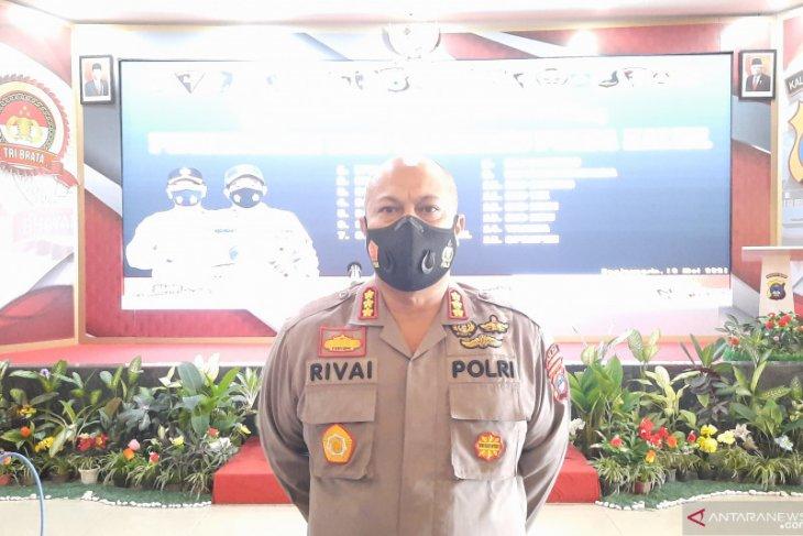Polda Kalsel tegaskan mudik lokal dilarang dan hanya angkutan sembako dan BBM dibolehkan