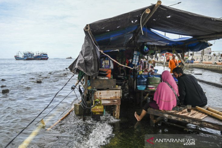 BMKG: Waspadai potensi rob di Belawan jelang Idul Fitri
