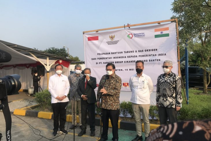COVID-19: Indonesia sends aid to ease India's oxygen emergency